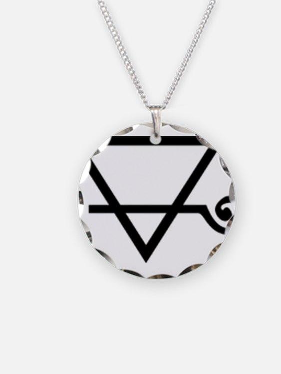 Earth Symbol Necklace