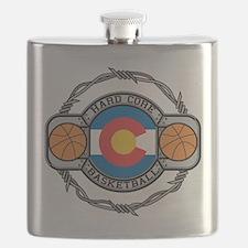Colorado Basketball Flask
