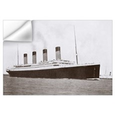 RMS Titanic of the White Star Line Wall Decal