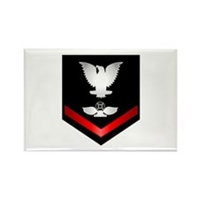 Navy PO3 Air Traffic Control Rectangle Magnet