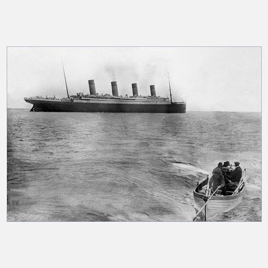 Last Picture of the Titanic, 11th April 1912