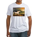 MARENGO Fitted T-Shirt