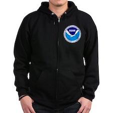 NOAA Zip Hoodie