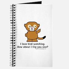 Happy Monkey - Bird Flipping Journal