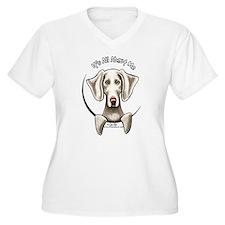 Weimaraner IAAM T-Shirt