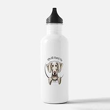 Weimaraner IAAM Water Bottle