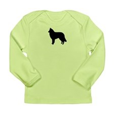 Belgian Tervuren Long Sleeve Infant T-Shirt