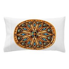 Native American Rosette 09 Pillow Case