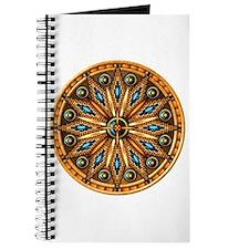 Native American Rosette 09 Journal