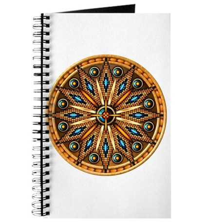 Native American Rosette 09 Journal