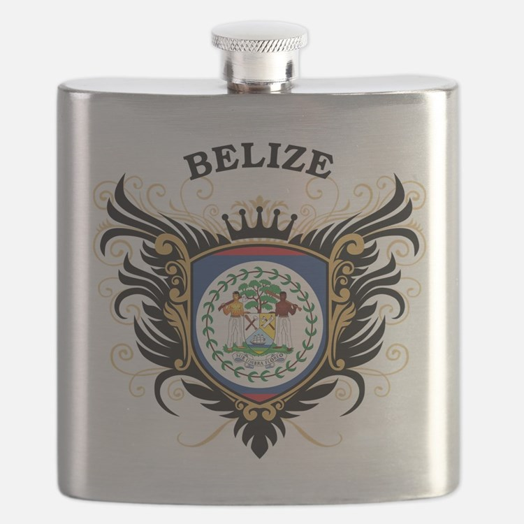 Belize Flask