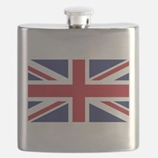 Flag of the United Kingdom Flask