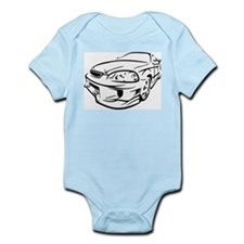 Racer Infant Bodysuit