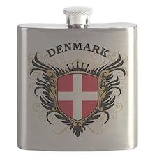 Denmark Flask