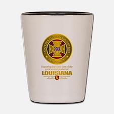 Louisiana SCH Shot Glass