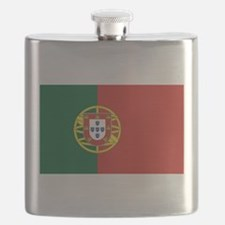 Flag of Portugal Flask