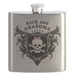 Kick Ass Grandma Flask