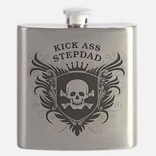 Kick Ass Stepdad Flask
