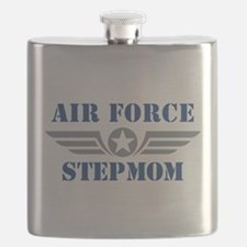 Air Force Stepmom Flask