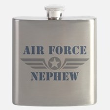 Air Force Nephew Flask