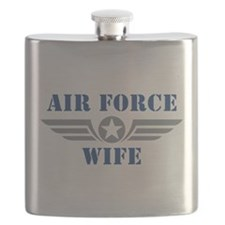 Air Force Wife Flask