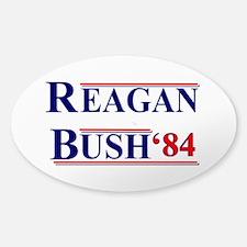 Reagan Bush '12 Decal