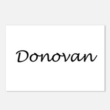 Donovan Postcards (Package of 8)
