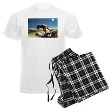 Henri Rousseau The Sleeping Gypsy Pajamas