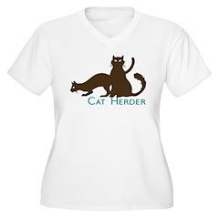 Cat Herder T-Shirt