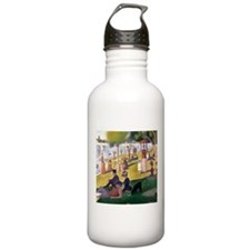 Georges Seurat La Grande Jatte Water Bottle