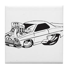 Muscle Car Tile Coaster