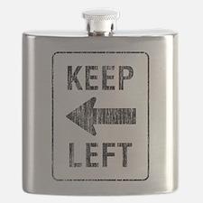 Keep Left Flask