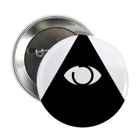 """Illuminati 2.25"""" Button"""