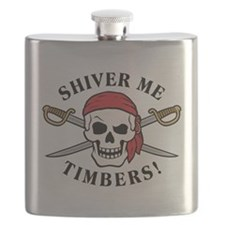 Shiver Me Timbers! Flask
