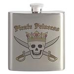 Pirate Princess Flask