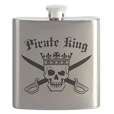 Pirate King Flask