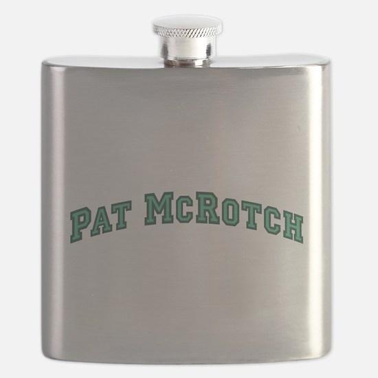 Pat McRotch Flask