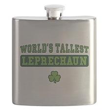Tallest Leprechaun [old] Flask