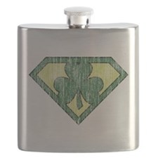 Super Shamrock Flask