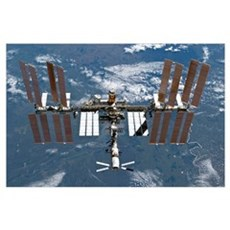 International Space Station, 2011 Poster