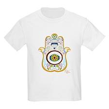 Hamsa Girls Light T-Shirt