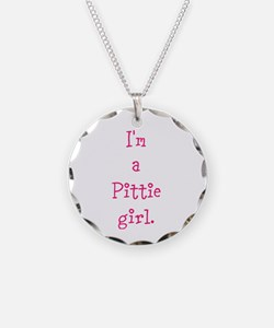 I'm a Pittie girl. Necklace
