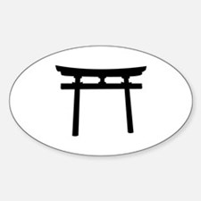 Shinto Arch Decal