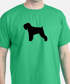 Black Russian Terrier T-Shirt