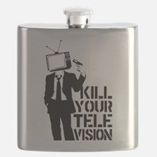 Kill Your Television Flask