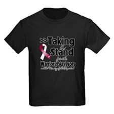 Stand Throat Cancer T