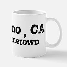 Cupertino - hometown Mug