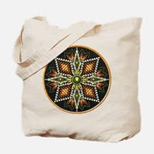 Native American Rosette 12 Tote Bag