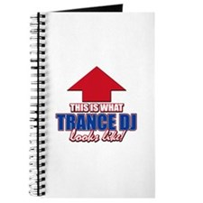 This is what Trance DJ looks like Journal