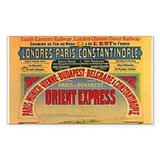 Orient Express Decal